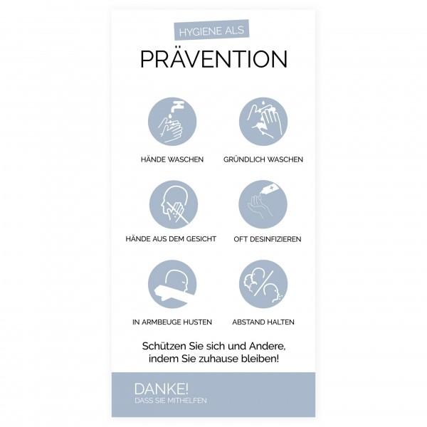 infektionsschutz-bayern Info Roll-Up 100x200 cm